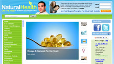 Natural Health On The Web